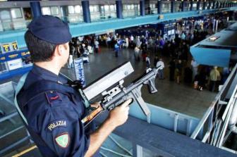 Ufficio di Frontiera Aerea Fiumicino Aeroporto esame congiunto ex art. 16 straordinario programmato
