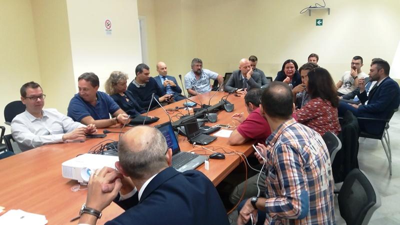"""Congresso Locale CONSAP presso Ispettorato di Pubblica Sicurezza """"Palazzo Chigi"""""""
