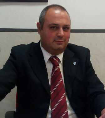 Gianluca CASTELLI, Segretario Provinciale di ROMA - CONSAP Confederazione Sindacale Autonoma di Polizia