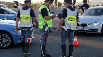 Compartimento della Polizia Stradale LAZIO esito convocazione CONSAP