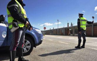 Compartimento della Polizia Stradale Lazio e Umbria