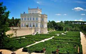 """sede distaccata dell'Ispettorato di P.S. Palazzo Chigi """"Villa Pamphili"""""""