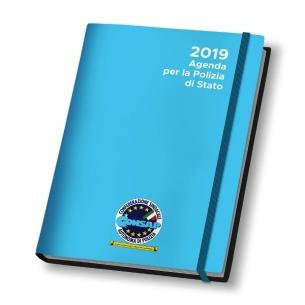 AGENDA per la Polizia di Stato CONSAP 2019, in regalo per tutti gli iscritti al sindacato