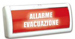 Prova di evacuazione antincendio - Commissariato di P.S. Celio - ROMA