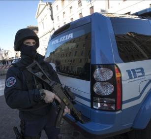U.O.P.I. - Unità Operative di Pronto Intervento della Polizia di Stato