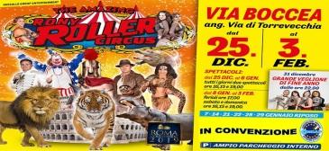 Rony Roller Circus - Convenzione Sindacato di Polizia CONSAP - 2018-2019