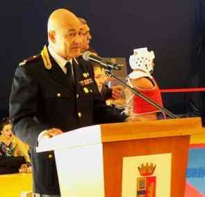 Il dr Francesco MONTINI, Direttore dell'U.S.T.G. al Ministero dell'Interno
