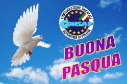 Buona Pasqua CONSAP Roma