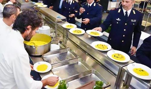 Mensa di Servizio della Polizia di Stato