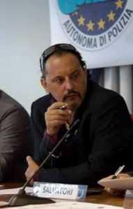 Gianluca (Drago) Salvatori Segretario Provinciale Generale Aggiunto di Roma - CONSAP