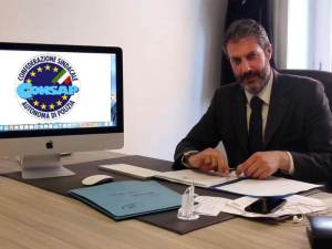 GUERRISI - Segretario Generale Provinciale Sindacato della Polizia di Stato CONSAP Confederazione Sindacale Autonoma di Polizia