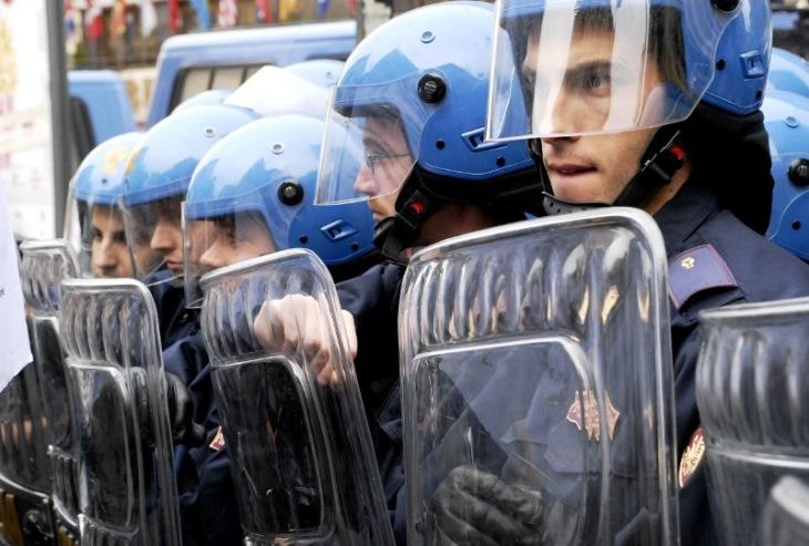 """La Segreteria Provinciale CONSAP di ROMA incontra il """"Comandante"""" dr Paolo MAZZINI"""