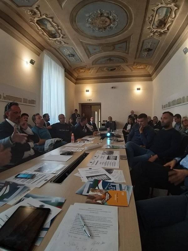 Assemblea Sindacale a Palazzo CHGI - 2019