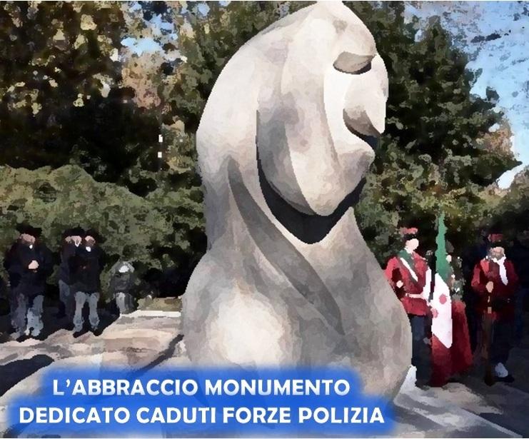 L'Abbraccio - Monumento Caduti