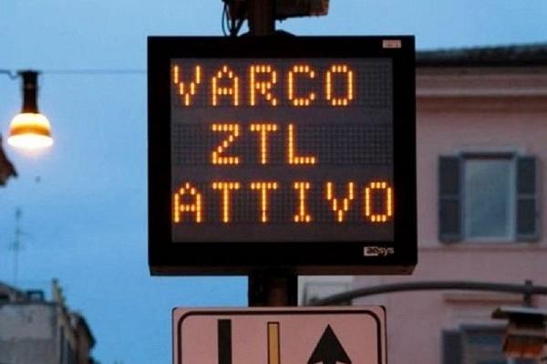 Varchi a Roma - Controllo Elettronico Accesso ZTL