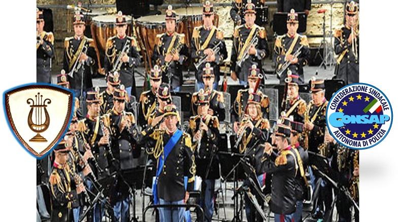 CONSAP Banda Musicale Polizia di Stato