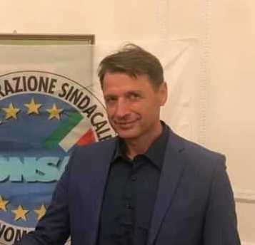 Claudio PICANO - Coordinatore Provinciale Sindacato Polizia CONSAP
