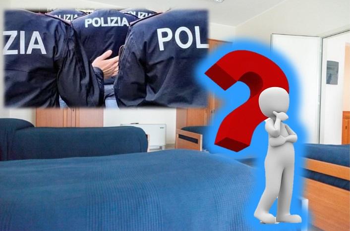 Alloggi Collettivi di Servizio Polizia di Stato - Questura di ROMA - Segnalazione CONSAP