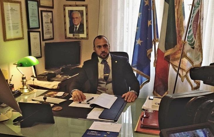 Avvocato UE Teodoro CALVO (Legale Convenzionato CONSAP Roma)