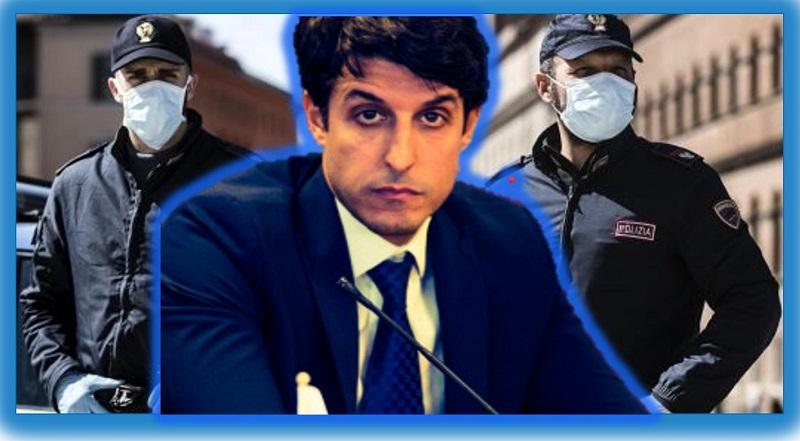Avvocato Vittorio PALAMENGHI (Studio Legale DE IURE Convenzionato CONSAP Roma)