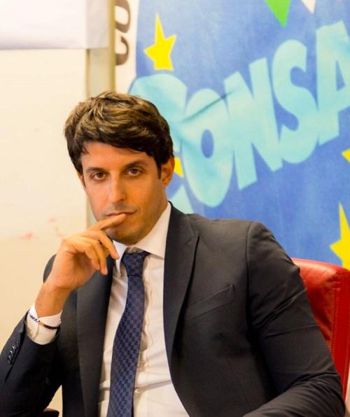 Avv Vittorio PALAMENGHI (Legale CONSAP Roma)