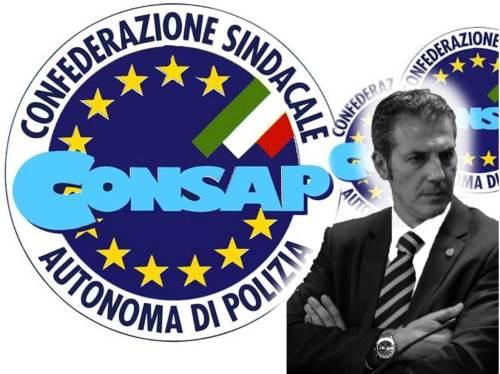 Gianluca GUERRISI - Segretario Generale Provinciale CONSAP ROMA