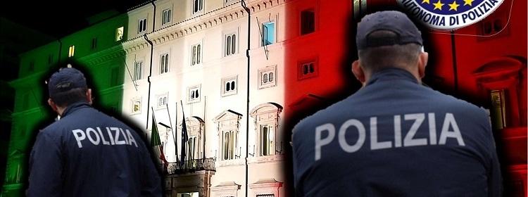 Palazzo Chigi - Polizia - CONSAP Sindacato di Polizia