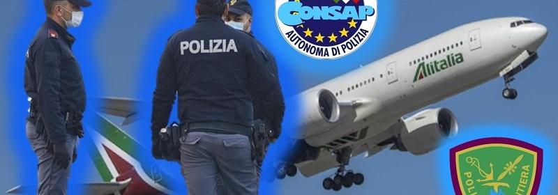 Polaria Fiumicino - CONSAP