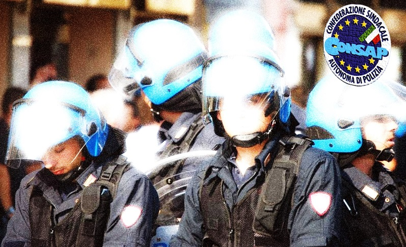 REPARTO MOBILE ROMA - POLIZIA DI STATO