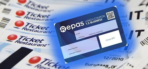 Ticket Restaurant REPAS - Polizia di Stato