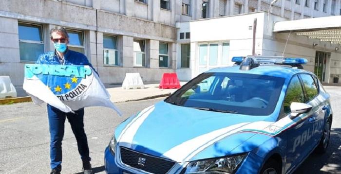 Gianluca GUERRISI - Segretario Generale Provinciale CONSAP di Roma
