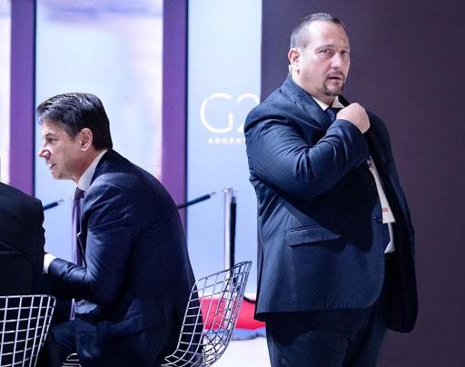 Giorgio GUASTAMACCHIA Sostituto Commissario della Polizia di Stato deceduto per infezione COVID-19