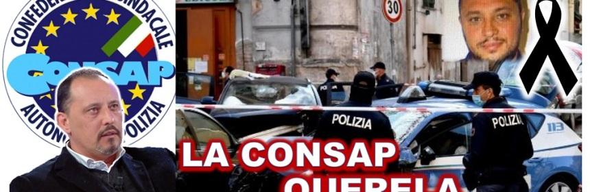 La CONSAP QUERELA Simona LOI