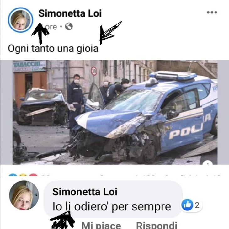 Simonetta LOI