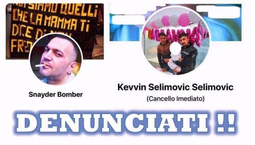 """Denuncia - Gianluca """"Drago"""" Salvatori CONSAP"""