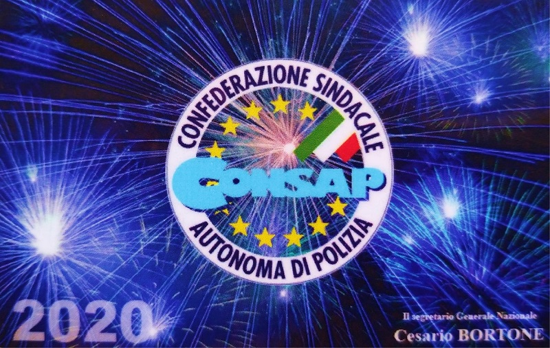 Tessera Adesione CONSAP 2020
