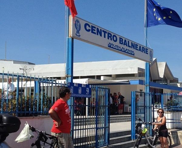Centro Balneare MACCARESE - Polizia di Stato