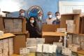 Mascherine di Protezione Omaggio per i poliziotti della CONSAP