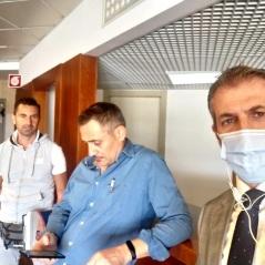 CONSAP, mascherine omaggio ai Poliziotti della DAC - Direzione Centrale Anticrimine