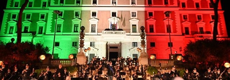 Grazie a nome di Tutti, evento a Piazza del Viminale a Roma per onorare le vittime del Covid-19