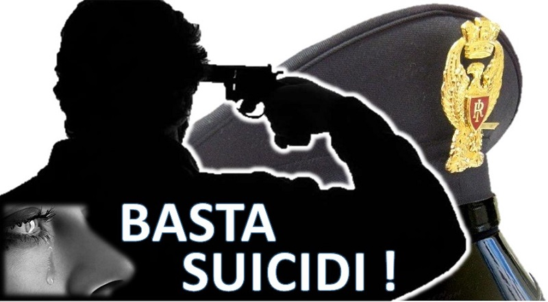 Suicidi in Polizia