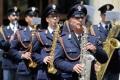 Fanfara Polizia di Stato in azione