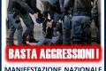 Servitori non Servi - Manifestazione Nazionale - Adesione Segreteria Provinciale CONSAP Roma