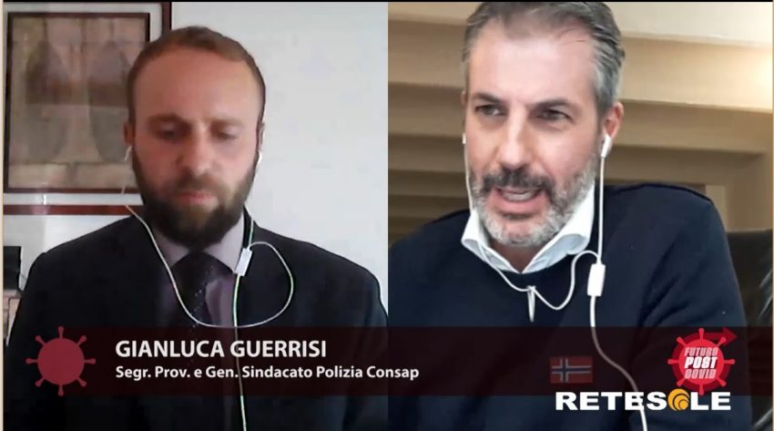 Gianluca GUERRISI - ReteSole TV - Intervista