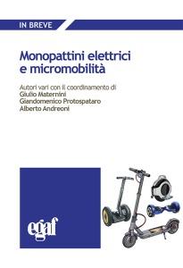 Monopattini elettrici e micromobilità - EGAF