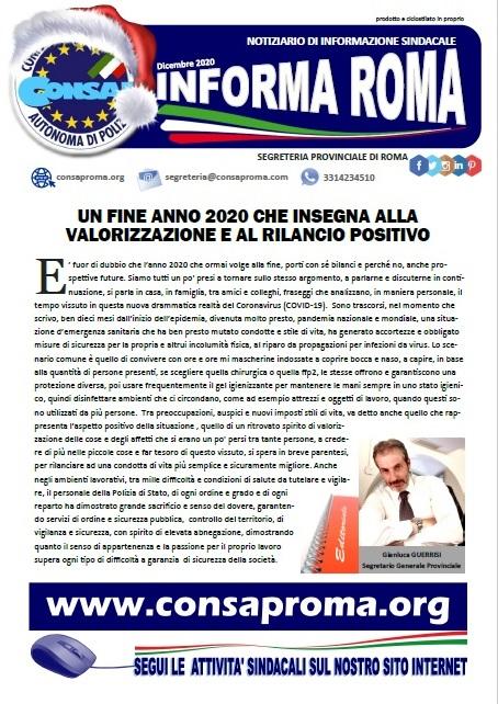 Informa Roma Dicembre 2020 (consaproma.org)