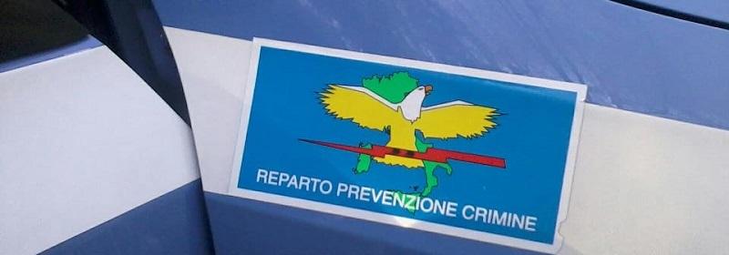 Reparto Prevenzione Crimine Lazio - Polizia di Stato
