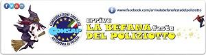Befana del Poliziotto CONSAP Roma