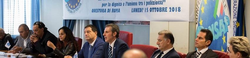 Congresso CONSAP ROMA - Guerrisi