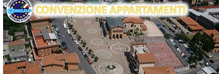 Convenzione Appartamenti Lariano - Offerta per gli iscritti CONSAP -